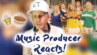 Music Producer Reacts to Red Velvet 레드벨벳