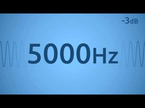5000 Hz Test Tone