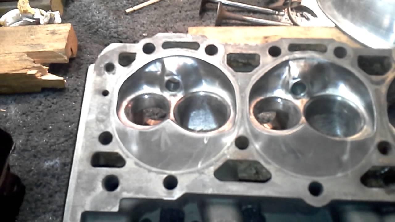 Max porting 113 Vortec 4 3 heads scare