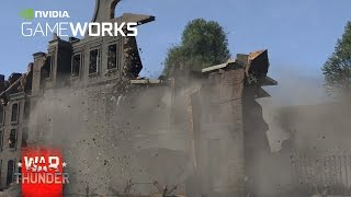 War Thunder NVIDIA GameWorks Trailer