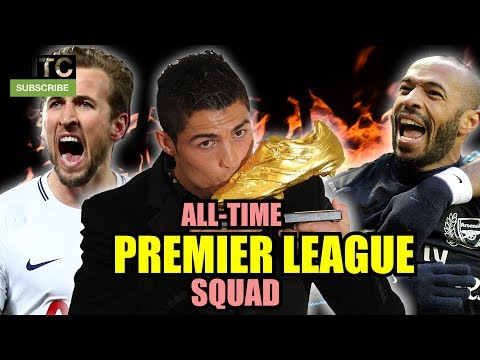ALL-TIME PREMIER LEAGUE SQUAD