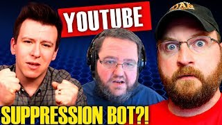 Philip DeFranco Suppressed by YouTube AI Bot | Boogie 2988 Responds