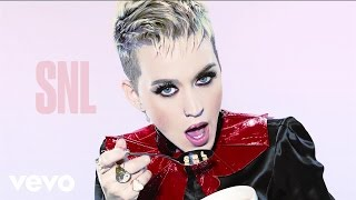 Katy Perry – Swish Swish (Live on SNL)
