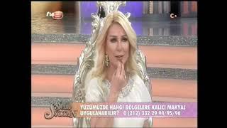 Seda Sayan Çiğdem Sarp ile Kalıcı makyaj konuşuyor