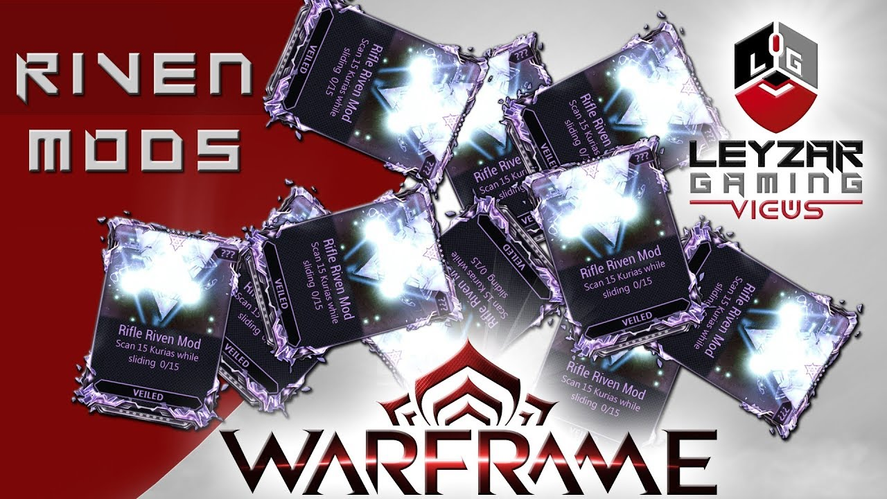 Warframe (Guide) – What Are Rivens & Riven Disposition (Subjective Analysis)