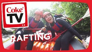White Water Rafting with Dodie | #CokeTVMoment