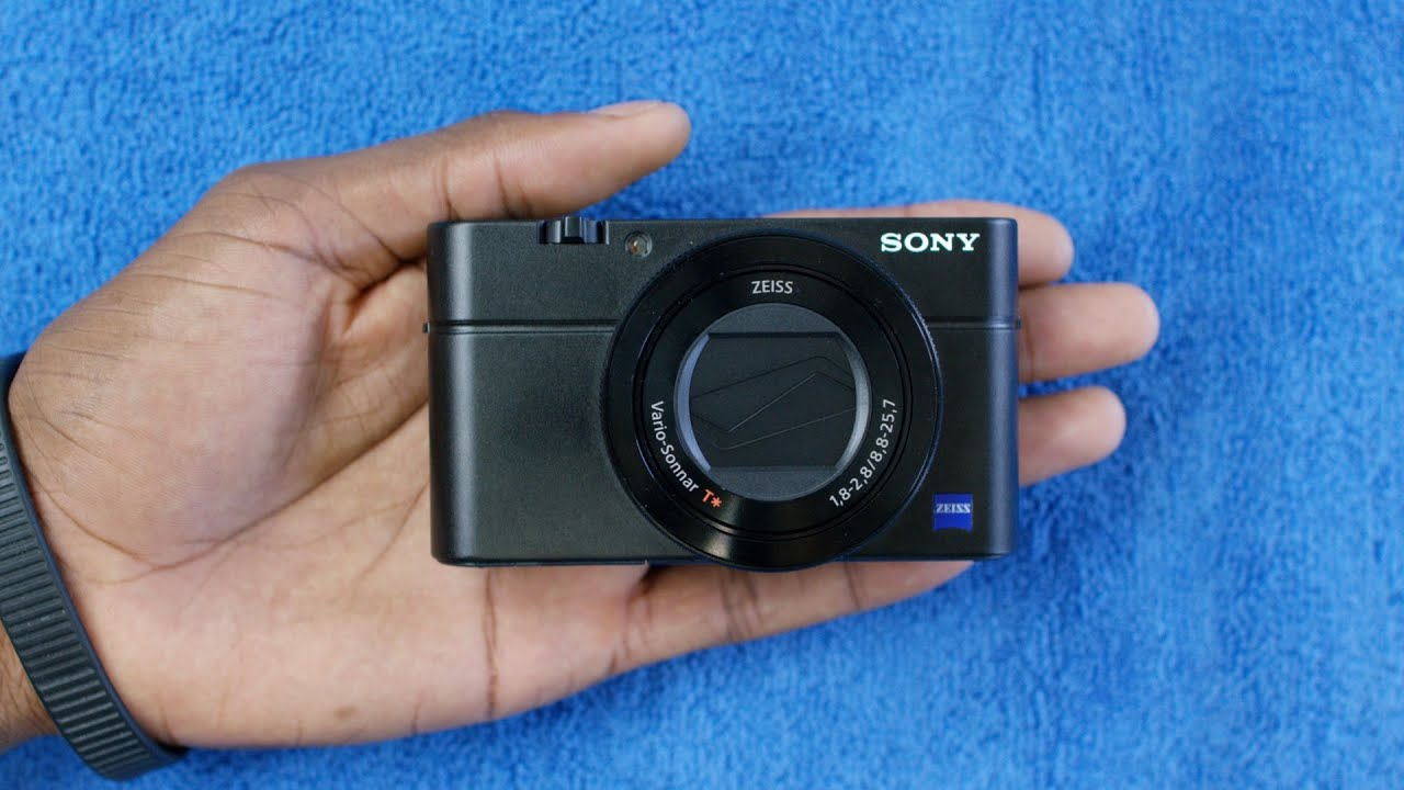 Sony RX100 IV Unboxing in 4K UltraHD - YouTube