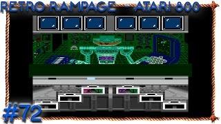 Retro Rampage - Season 1 Folge #72 - Atari 800 - Koronis Rift