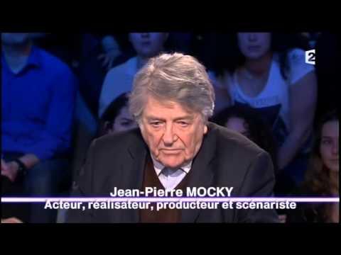 Jean-Pierre Mocky 1er juin 2013 On n'est pas couché #ONPC