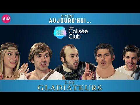 Les Gladiateurs - Amaury et Quentin