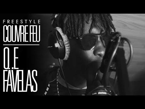 Q.E FAVELAS - Freestyle COUVRE FEU sur OKLM Radio
