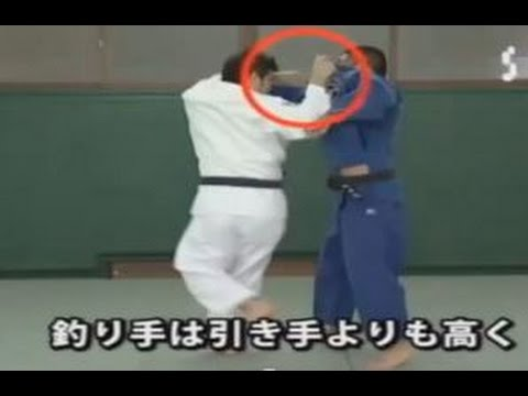 JUDO TECHNIQUES: Kosei Inoue 井上 康生 (JPN) - Uchi Mata