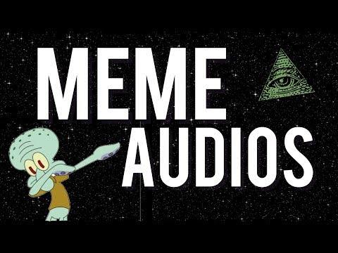 Meme Audios + SOUND EFFECTS   iEditingX