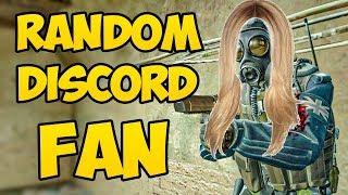 CSGO MM With A Random Discord Fan