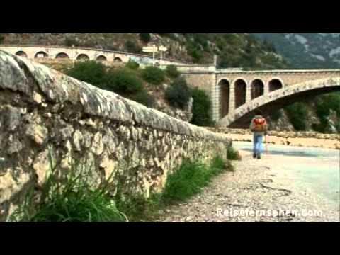 Frankreich / France: Roussillon-Languedoc - Reisevideo / travel clip