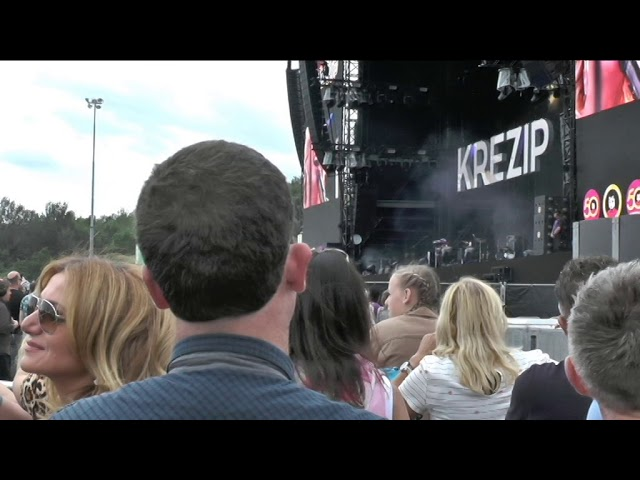 Krezip back at Pinkpop!