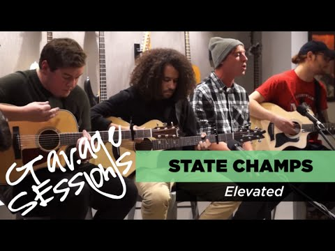 """Garage Sessions - State Champs """"Elevated"""""""
