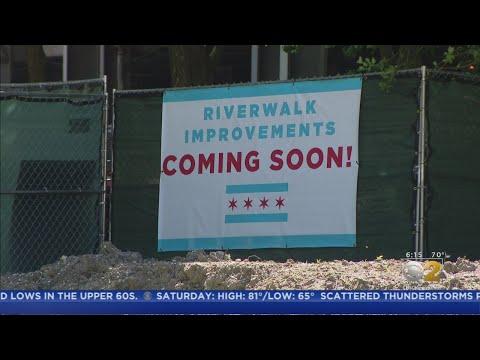 Lance Houston - When Will Chicago's Riverwalk Finally Be Complete?