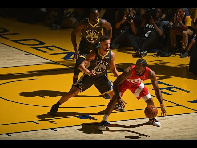 Kawhi Leonard (36 Points) vs. Klay Thompson (28 Points) Best Plays From Game 4 | NBA Finals