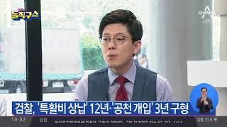 박 전 대통령 '특활비 상납' 오늘 선고…TV 생중계 thumbnail