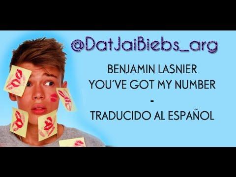 Benjamin Lasnier Number