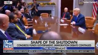 PRESIDENT TRUMP BREAKING SPEECH _ SHUTDOWN OVER _ FOX NEWS @ NIGHT 1/22/18