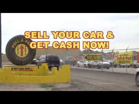 El Paso Junk Yards >> Sell Your Car Pull A Part In El Paso Tx
