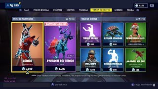 🔴*NEW LEGENDARY SKIN* *GRINCH* SALE IN THE NEW STORE OF FORTNITE -DECEMBER 24-MarkotusYT