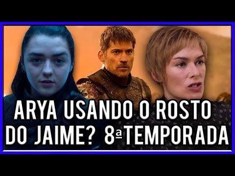 O Fim da Cersei pelas mãos da Arya Stark! - Game Of Thrones 8ª Temporada