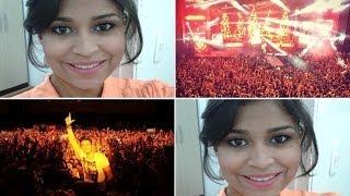 VLOG: Um Sábado Comigo + Show Luan Santana