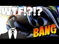 500 Abarth 595 Competizione Monza Exhaust Sound With My New Assistant!