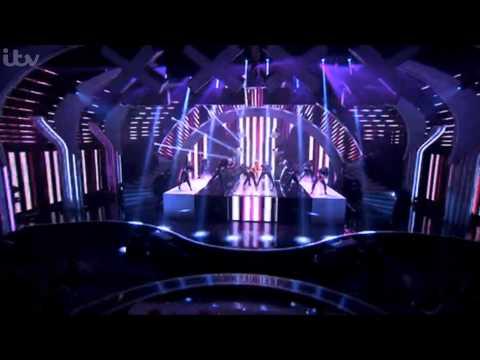 Cheryl Cole  Crazy Stupid Love   Performance