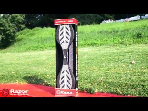Обзор Ripstik Air Pro - самый легкий двухколесный скейт. Трюки на Рипстике (Вейвборд / Роллерсерф)