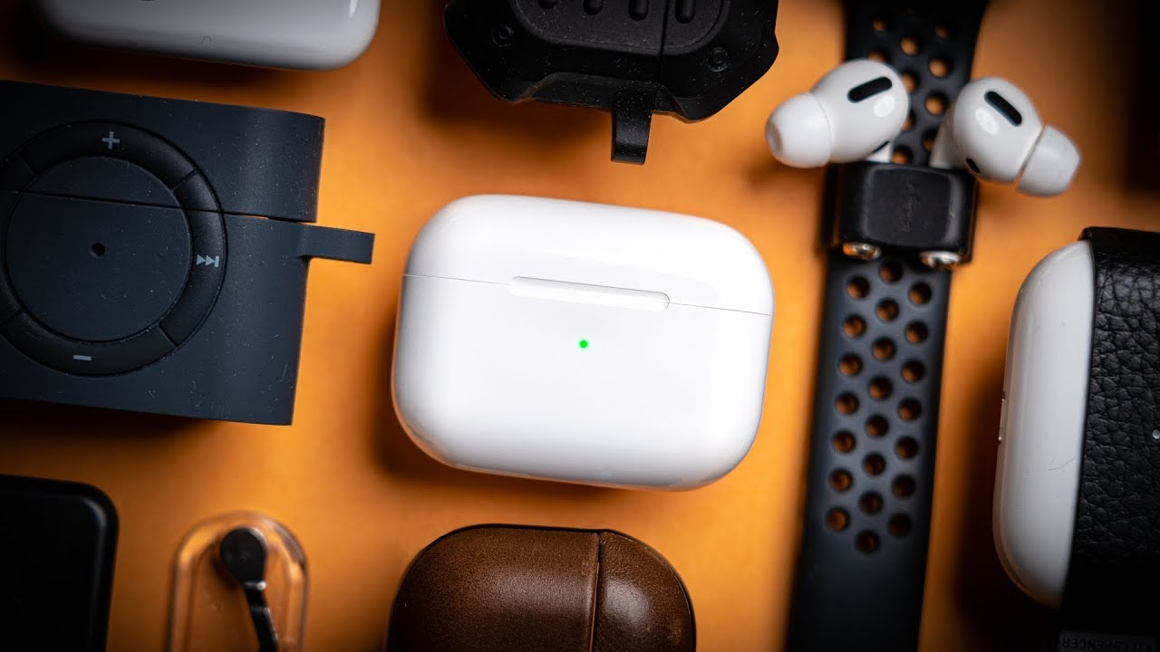 8 Best AirPods Pro Accessories