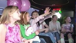 "Sample ""Kids Birthday Limo Party"""