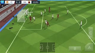 Dream League Soccer 2019 Android Gameplay #2