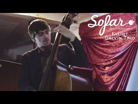 Elliot Galvin Trio - Hurdy Gurdy | Sofar London
