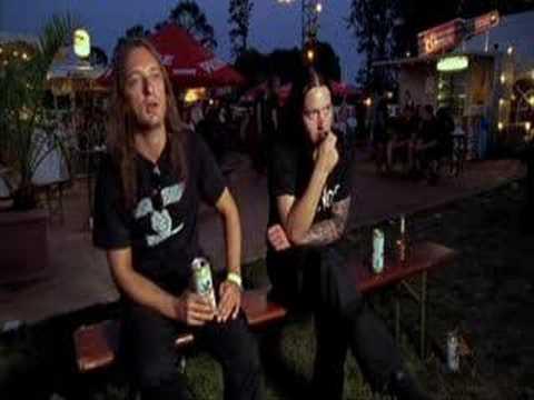 Mayhem interview at Wacken Open Air 2004