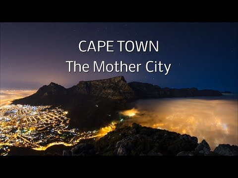 WINDSURF - CAPE TOWN - THE MOTHER CITY