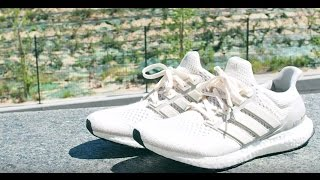 review 6 adidas ultraboost cream por khordē english subtitles