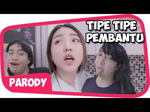 10 TIPE PEMBANTU feat HAN YO RAA [Asisten Rumah Tangga] Wkwkwk
