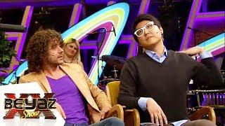 Chaby'nin Minibüste Para Uzatma Şaşkınlığı - Beyaz Show