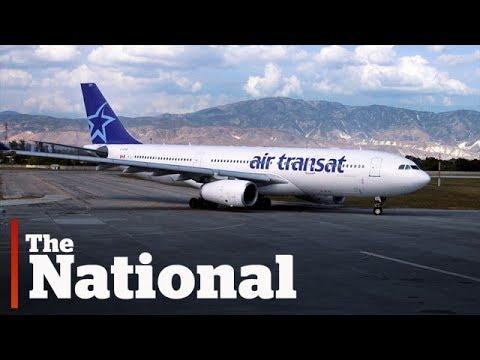 Air Transat's direct-flight deception