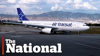 Air Transat's direct-flight deception