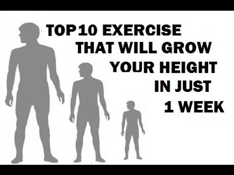 How To Grow Height In Just 1 Week