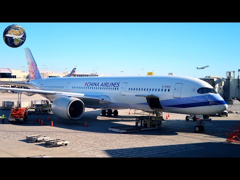 trip-report-|-china-airlines-a350-(economy)-|-los-angeles-to-taipei-(14-hours)-|-world-trip-#4