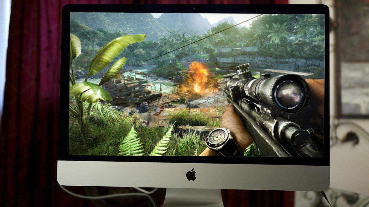 Can Apple's GTX 680MX 2GB iMac Handle Far Cry 3? (Gameplay & Benchmarks)