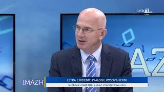 IMAZH - LETRA E BIDENIT, DIALOGU KOSOVË-SERBI 21.04.2021