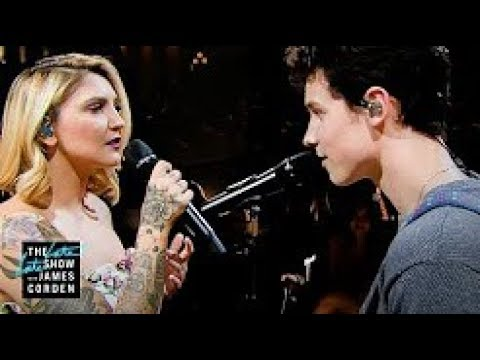 SHAWN MENDES LIVE With JULIA MICHAELS