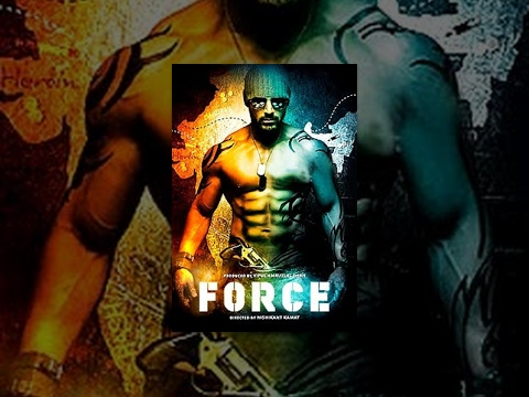Force Full Movie | John Abraham Movies | Vidyut Jamwal | Genelia D'souza Movies | Force 2